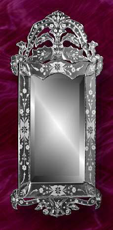 Hair Style Mirror : Venetian Style Mirrors - Betterimprovement.com