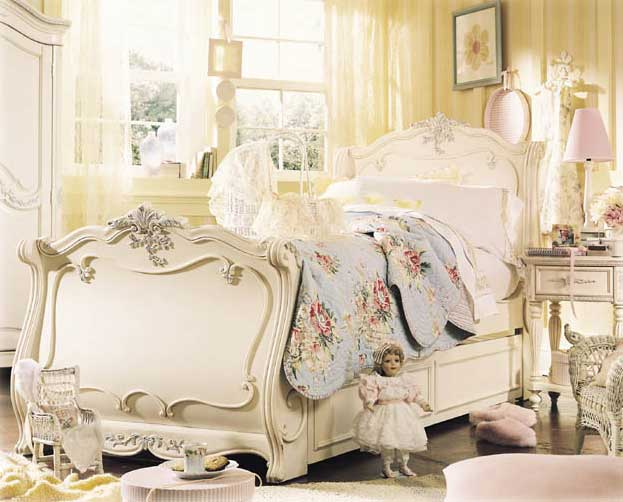 Beautiful Youth Bedroom Set The Jessica Mcclintock Romance Collection Youth Bedroom  Set The Jessica McClintock Romance Collection
