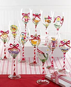 Turtle Bathroom Sets 12 days of christmas glassware 12 Days of Christmas Glassware
