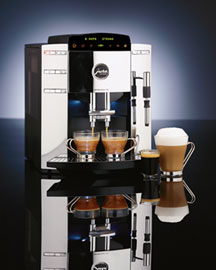 Jura-Capresso IMPRESSA F9 Coffee Center