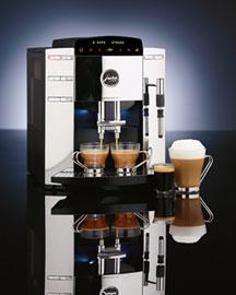 Jura-Capresso IMPRESSA F9 Coffee Center