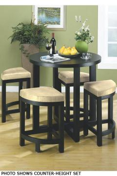 Soho Bar-Height Nested Dining Set