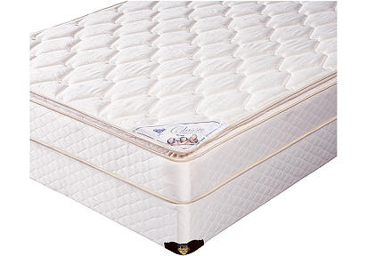 Compare The Futon Shop 2-Inch Pure Wool Mattress Topper, Queen , Natural