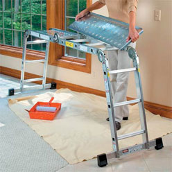 Sqv Ultimate Ladder Better Home Improvement Www