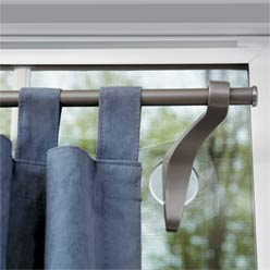 Stick Up Curtain Hardware Better Home Improvement Www