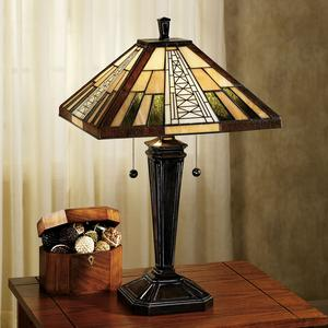 Beaumont Mission Table Lamp