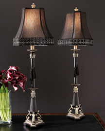 Buffet lamps set of two betterimprovement buffet lamps set of two aloadofball Image collections