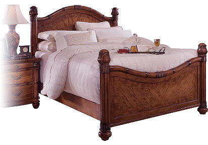 wooden bed head plans