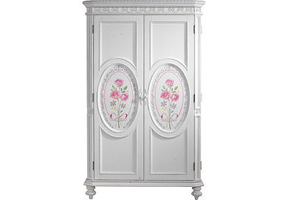 disney princess white armoire