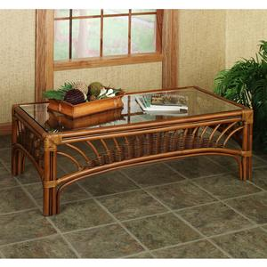 Kesari Rattan Wicker Coffee Table