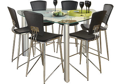 Onyx Pub Table