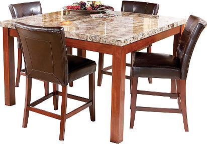 quincy counter height dining table