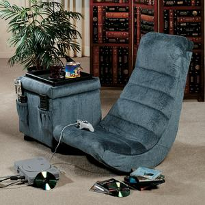 Video Game Entertainment Rocker Chair