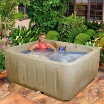 4 Seat Dream Maker Ez Spa 11 Jet Hot Tub Better Home