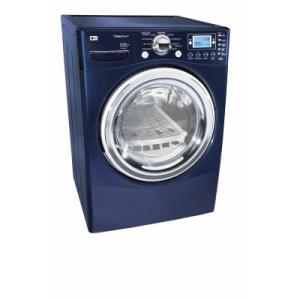 LG DLE2140W: 7.1 cu.ft. Large Capacity Dryer with LED Display