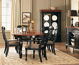American Traditions Dining Room Furniture Collection Part 66