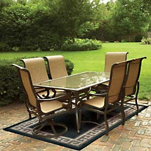 Historic Better Homes And Garden Outdoor Furniture Preserves Ornate Details