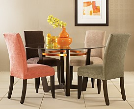 better home improvement gadgets reviews part 1090 beaux cappuccino round dining room set from coaster