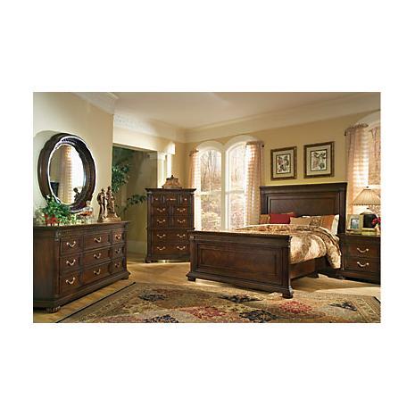 Grand Regency Panel Queen 5-PC Bedroom Package - Betterimprovement.com