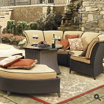 Newport Sectional Outdoor Furnishings : newport sectional - Sectionals, Sofas & Couches