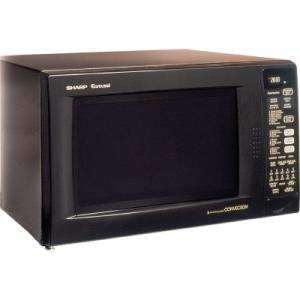 Countertop Microwave With Turntable : Sharp 1.5 Cu. Ft. Countertop Convection Microwave with Turntable ...