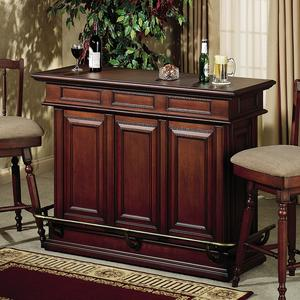 Taylor Wooden Home Bar - Betterimprovement.com