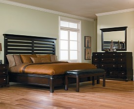 Tea Trade Bedroom Furniture Collection
