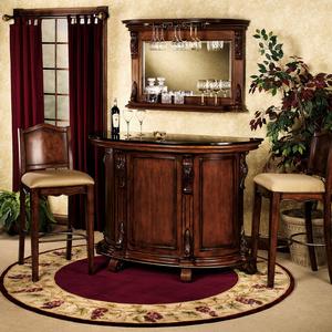 Yorktown Traditional Home Bar Furniture