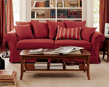 how to clean blood marks from sofa