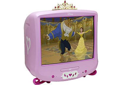 Disney Princess tv Dvd Combo Disney Tv/dvd Disney Princess