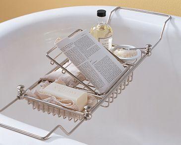 MERCER BATHTUB CADDY