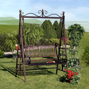 Savannah Metal Garden Swing