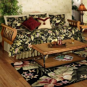 Tahitian Sunset Tropical Daybed Bedding By Thomasville