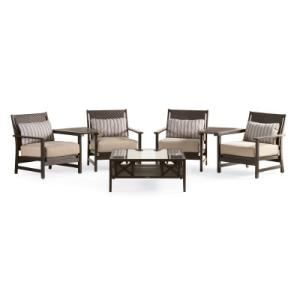 Thomasville Furniture Ind Nature 39 S Retreat 7 Pc Seating Set