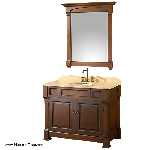 Bathroom vanity set rothdale traditional bathroom vanity set