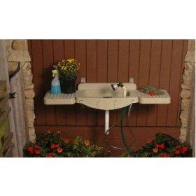 Portable Utility Sink : ... portable garden utility sink Outdoor Portable Garden Utility Sink
