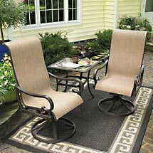 Better Homes And Gardens Westhaven 3 Piece Bistro Set