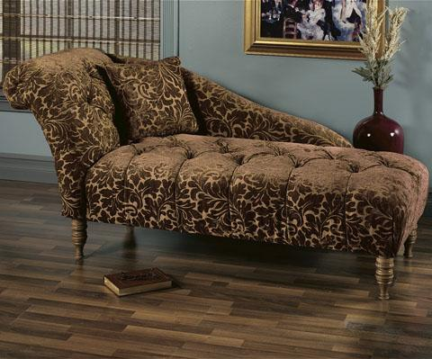 Cheshire Rolled Arm Chaise : rolled arm chaise - Sectionals, Sofas & Couches