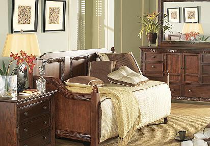 Cindy Crawford Home Malibu 4 Pc Guest Bedroom