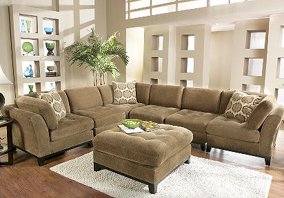 Cindy Crawford Home Madison Sectional Review 2015