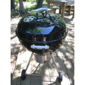 Weber One-Touch Gold Review - Product Reviews and Reports