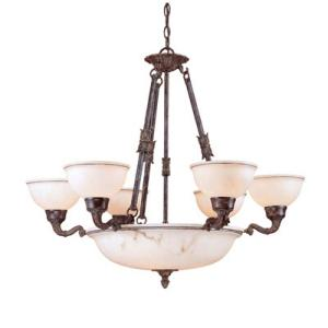 Hampton bay chandelier 5 light thejots chandeliers betterimprovement part lighting ideas aloadofball Choice Image