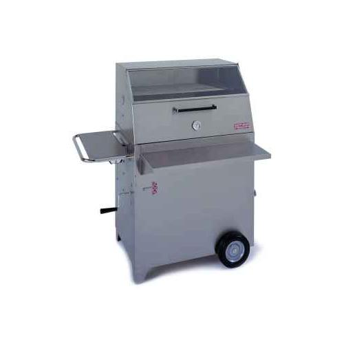 Char Griller Pro Deluxe Charcoal Grill - Charcoal Grills at Grills