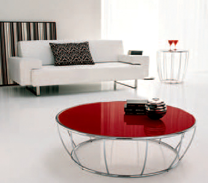 Hogo Round Coffee Table