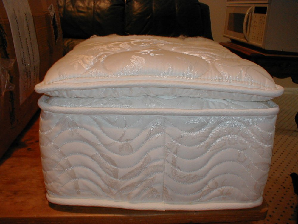 Who Sells The Cheapest Brittany Organic Conforma-Pedic 9000 Twin On Line