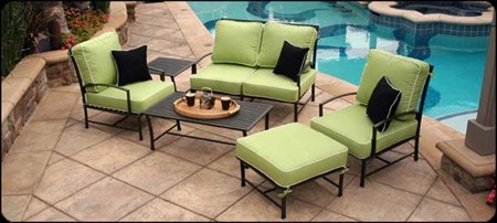 Italian Style Patio Furniture Milano Collection