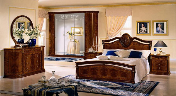 Better home improvement for Italian lacquer bedroom furniture