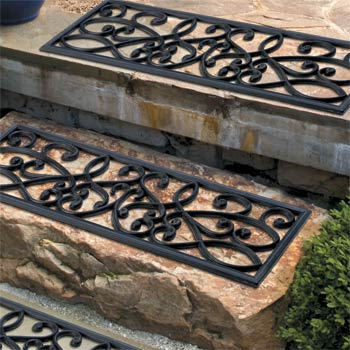 Outdoor Rubber Stair Treads Better Home Improvement