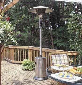 Patio Heater · Patio Heater. ENDLESS SUMMER ...