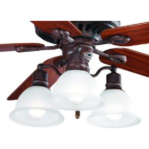 Progress Lighting Madison Collection Cobblestone 3-Light Ceiling Fan Light  sc 1 st  Better Home Improvement & Better Home Improvement Gadgets - Reviews - Part 895 azcodes.com